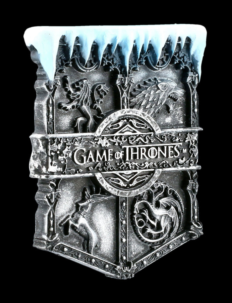 Game of Thrones - Ice Sigil Magnet 12cm