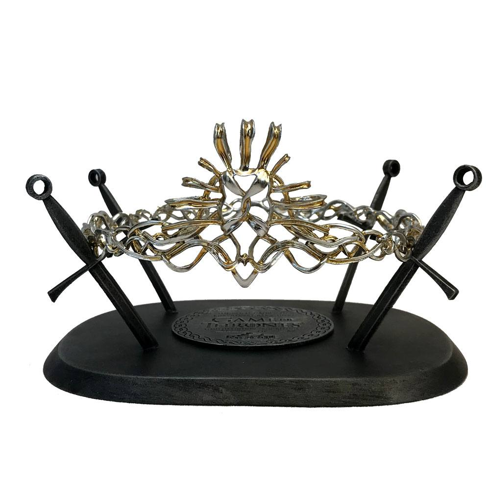 Game of Thrones 1/1 PropReplica The Crown Of Cersei Lannister Limit.Edition 25cm