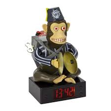 Call of Duty Monkey Bomb Alarm Clock BDP - budilica