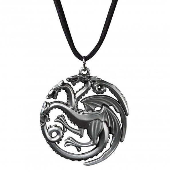 Game of Thrones - Targaryen Pendant costume lančić