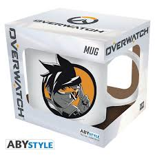 "OVERWATCH - Mug - 320 ml - ""Tracer""- subli - with box"