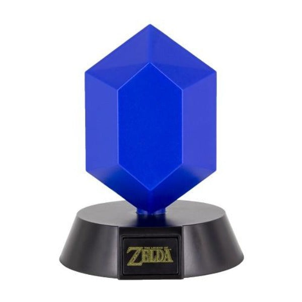 Zelda - Blue Rupee Icon Light