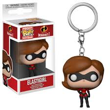 Pocket POP! Keychain: Disney: The Incredibles 2: Elastigirl