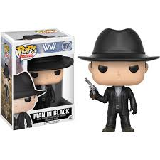 Westworld - POP! Vinyl: The Man in Black # 459