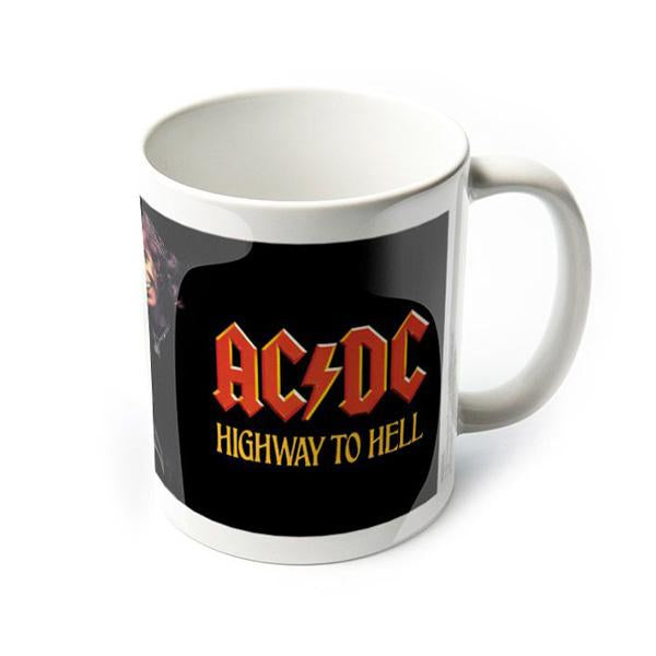 AC/DC (Highway To Hell) šalica