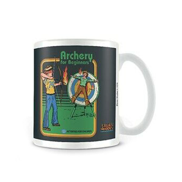 Steven Rhodes - (Archery for begginers) Mug