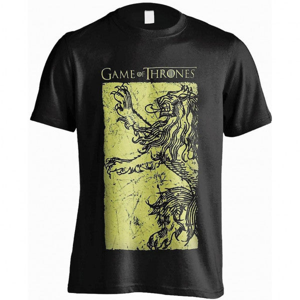 Game of Thrones - Lannister Gold majica