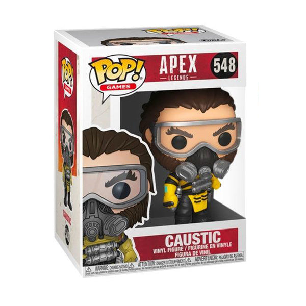 APEX Legends - Funko POP! Games: Caustic #548