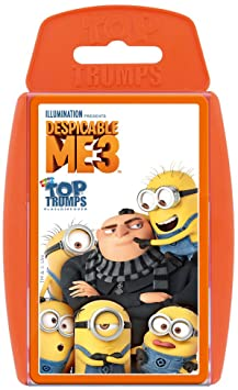 Despicable Me -Top Trumps