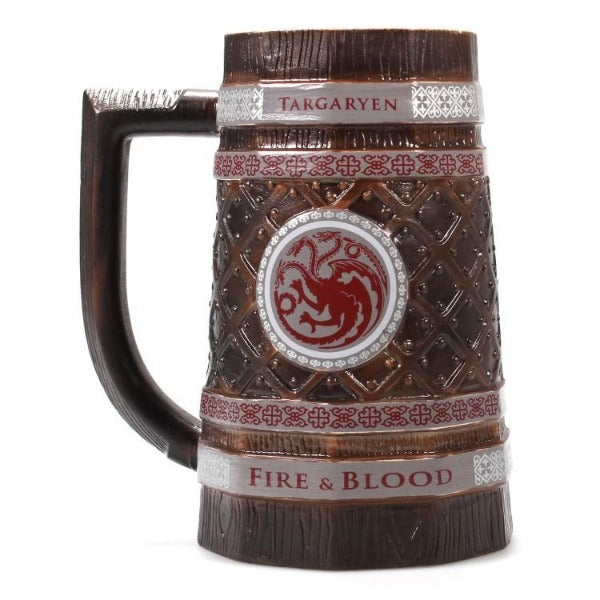 Game of Thrones - Stein Embossed (Targaryen)