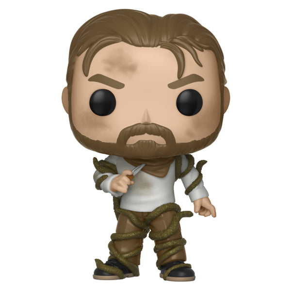 Stranger Things - Funko POP! Vinyl: Stranger Things: Hopper w/ Vines #641