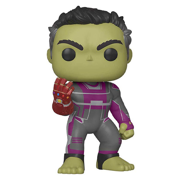 "Marvel - Funko POP! Marvel: Avengers Endgame - 6"" Hulk w/ Gauntlet #478"