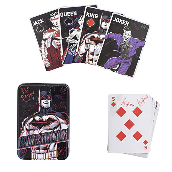 DC - The Joker igraće karte