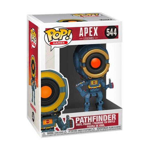 APEX Legends - Funko POP! Games: Pathfinder #544