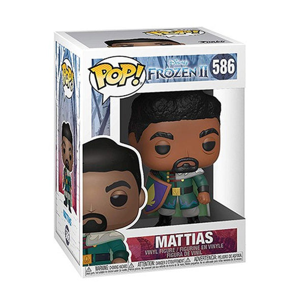 Frozen - Funko POP! Disney: Mattias #586