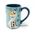 Frozen - Olaf Snowflakes Shaped Mug