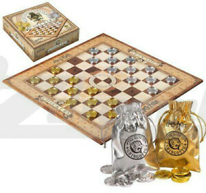 Harry Potter - Gringotts Checker Set - društvena igra - Dama