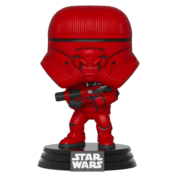 Star Wars: Rise of Skywalker - POP! Sith Jet Trooper #318
