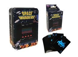 Space Invaders karte