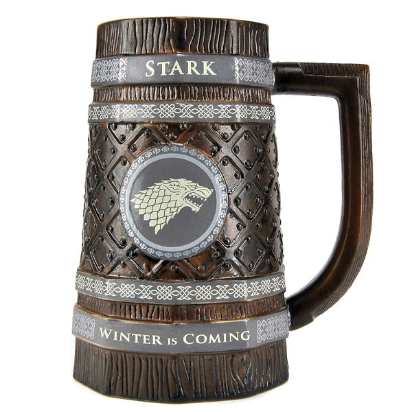 Game of Thrones - Stein Embossed (Stark)