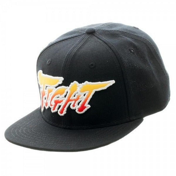 Street Fighter V - Fight snapback cap