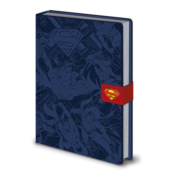 DC - Superman Montage Notebook