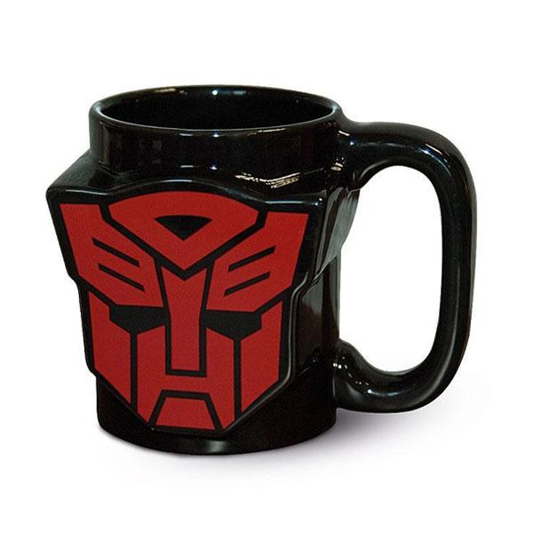 Transformers G1 (Autobot Shield) Shaped šalica