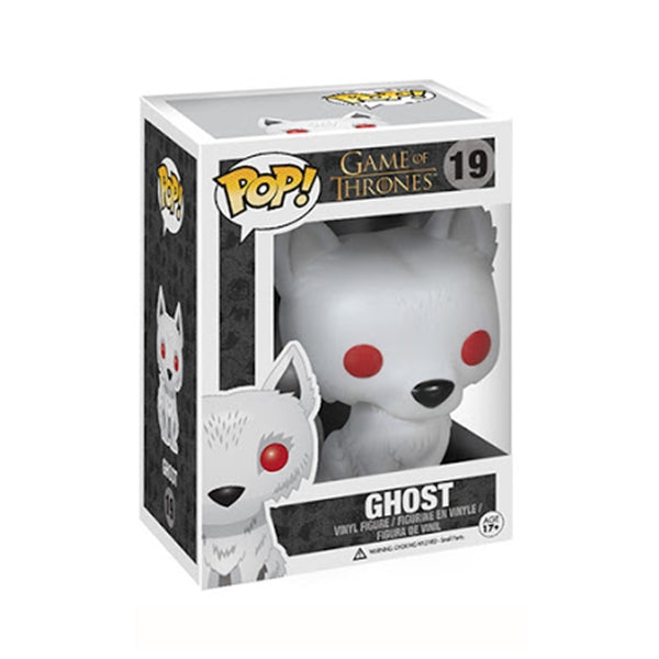 Game of Thrones - POP! Vinyl: Ghost #19