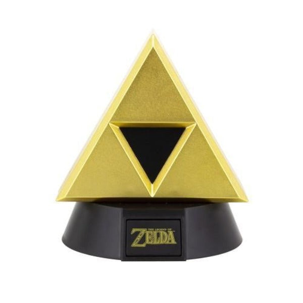 Zelda - Gold Triforce Icon Light V2 BDP