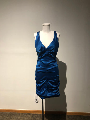Mia Paluzzi Size 8 - Cobalt Blue Dress