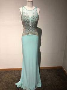 Mint Blush Dress Size 6