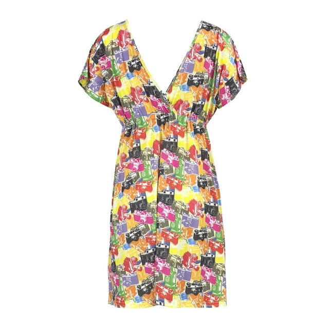 Plus Size Sexy Slim Dresses