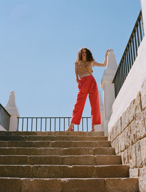 BEGONIA trousers