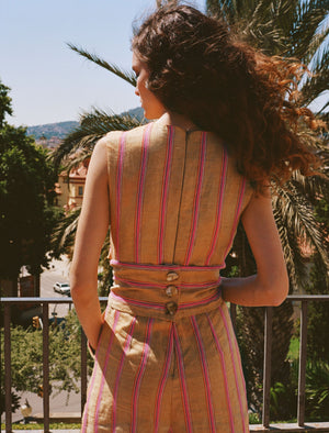 BOUGAINVILLEA jumpsuit