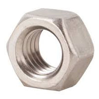 5/16-24 Left Hand Thread Finished Hex Nut 18-8 Stainless (pkg of 25)