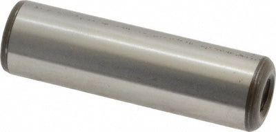 7/16 X 1-1/2 Pull Dowel Pin Steel Case Hardened Ground Finish ( pkg of 10 )