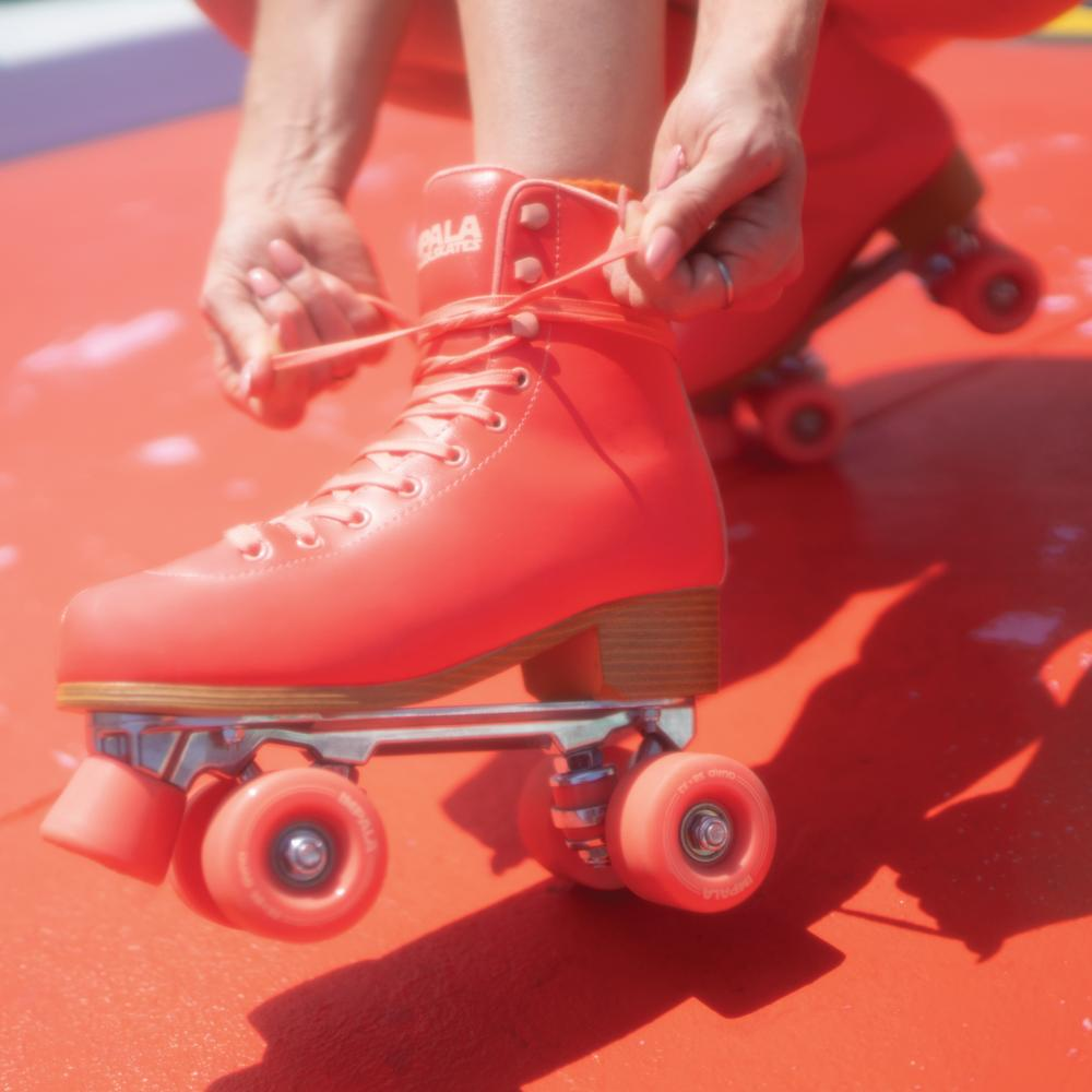 Introducing the Impala Rollerskates Living Coral edition.
