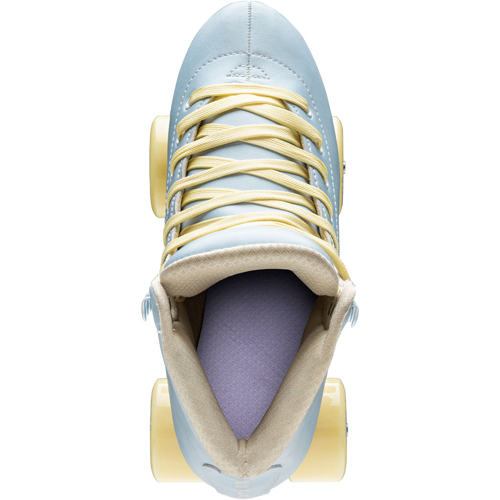 Impala Quad Skate - Sky Blue / Yellow