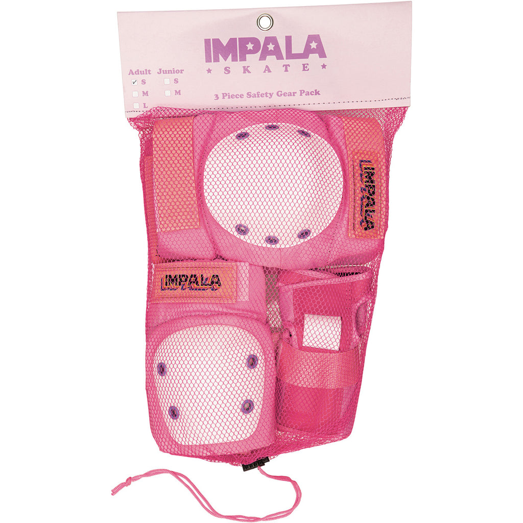 Impala Adult Protective Set - Pink