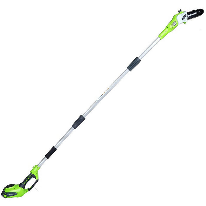 GreenWorks 20302 40-Volt 8-Inch Adjustable Cordless Pole Saw - Bare Tool