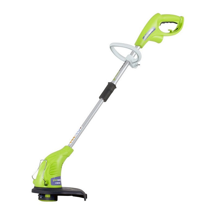 GreenWorks 21212 4A 13-Inch 4-Amp Electric Straight Shaft String Trimmer