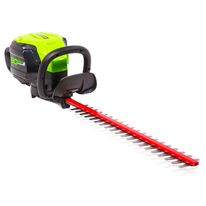 GreenWorks HT80L00 80-Volt 24-Inch DIY Hedge Trimmer - Bare Tool - 2202202