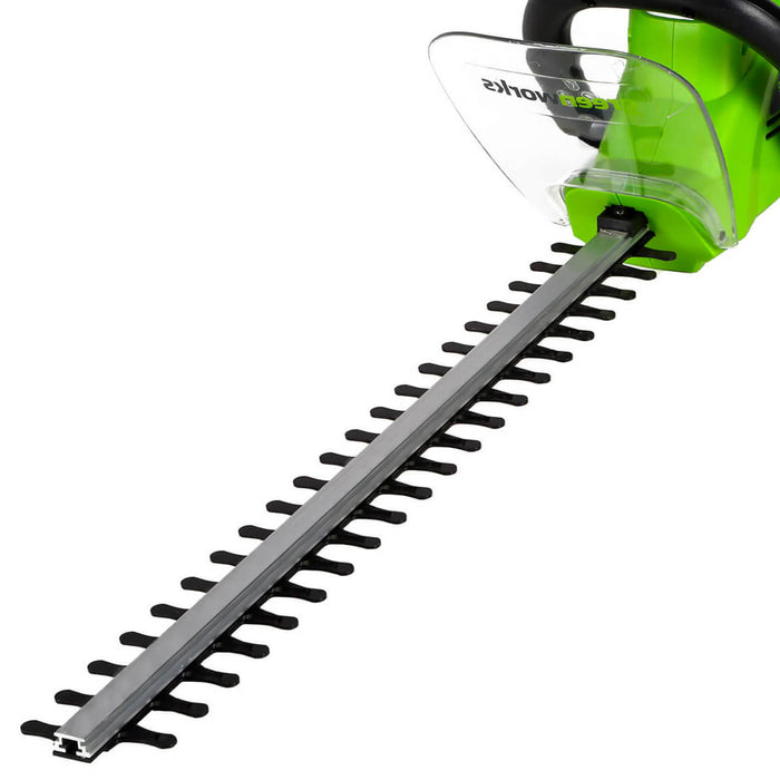 GreenWorks HT24B01 24-Volt 20-Inch Cordless Hedge Trimmer - Bare Tool - 2203102