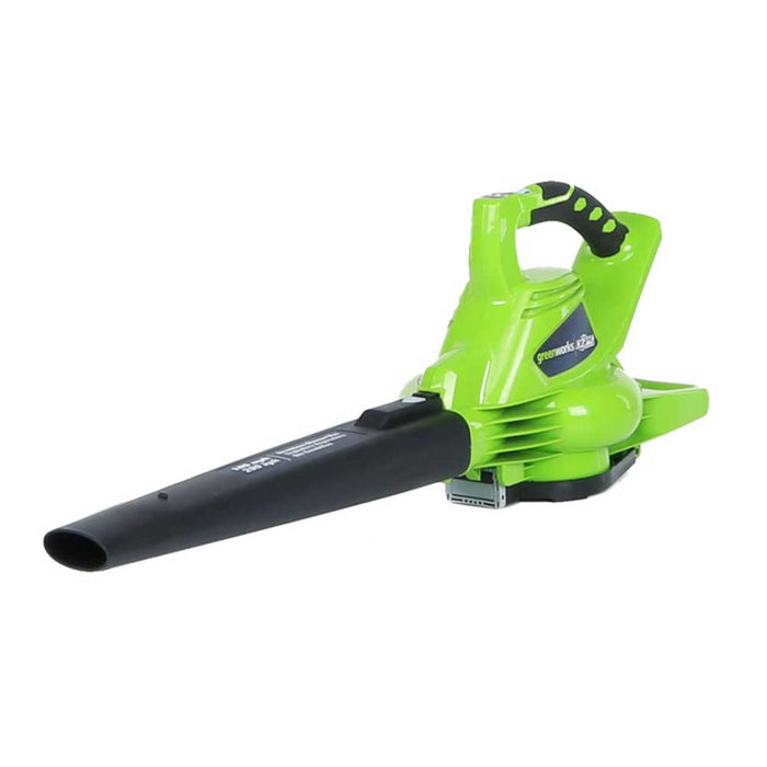 GreenWorks 24312VT 40-Volt 185-Mph Cordless Digipro Blower/Vac - Bare Tool