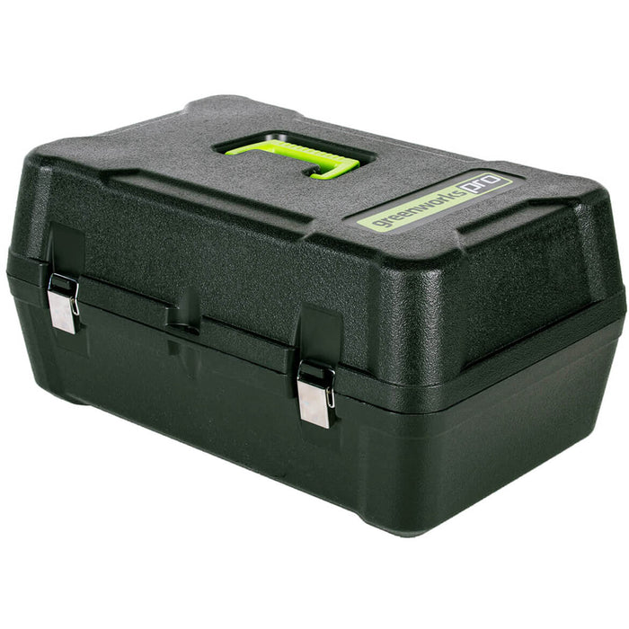GreenWorks HC0A00 Heavy Duty Chainsaw Hard Case for 80-Volt Chainsaw - 2910502