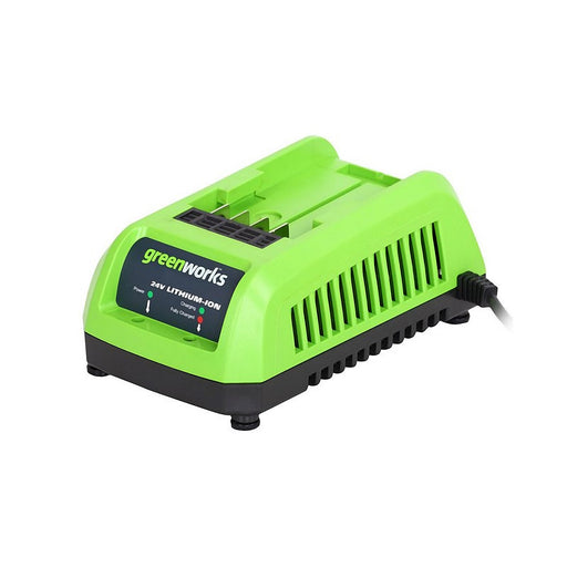 GreenWorks 29862 24-Volt Lithium-Ion Battery Charger