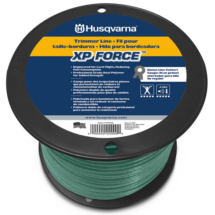 Husqvarna 505031608 130-Inch x 450-Foot #3 XP Force Line for String Trimmers