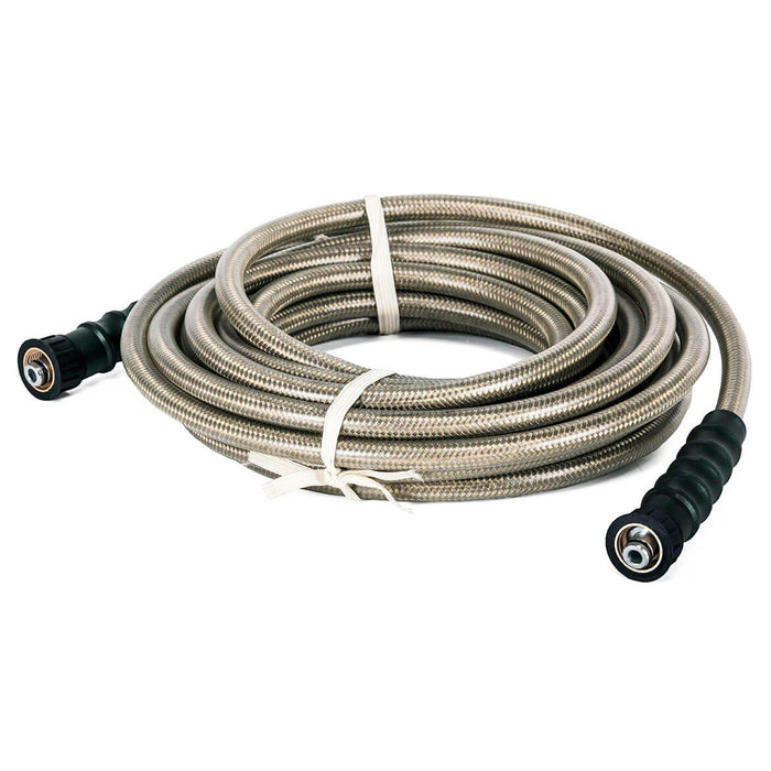 GreenWorks 5202802 25-Foot 3/8-Inch 4,500-Psi Replacement Pressure Washer Hose