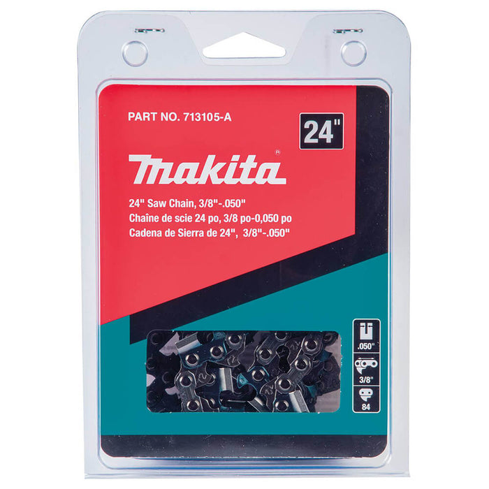 Makita 713105-A 24-Inch Durable Replacement Cutting Saw Chain