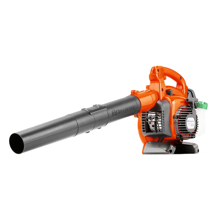 Husqvarna 125B 28cc 2-Cycle Hand Held Leaf Blower - 952711925, Scratch and Dent